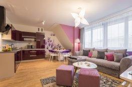 Apartament KOLORS - Oaza