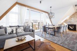 Apartament GERLACH HOUSE & SPA z Sauną