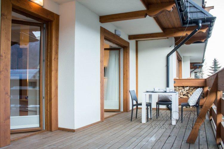 Apartament LAZUROWY