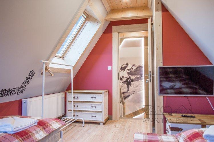 Apartament KOBREZJA Lux