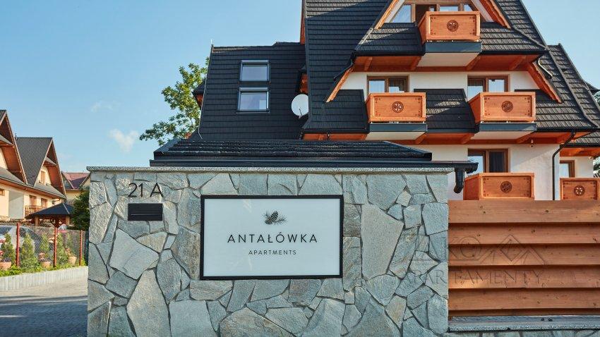 Apartament ANTAŁÓWKA 01